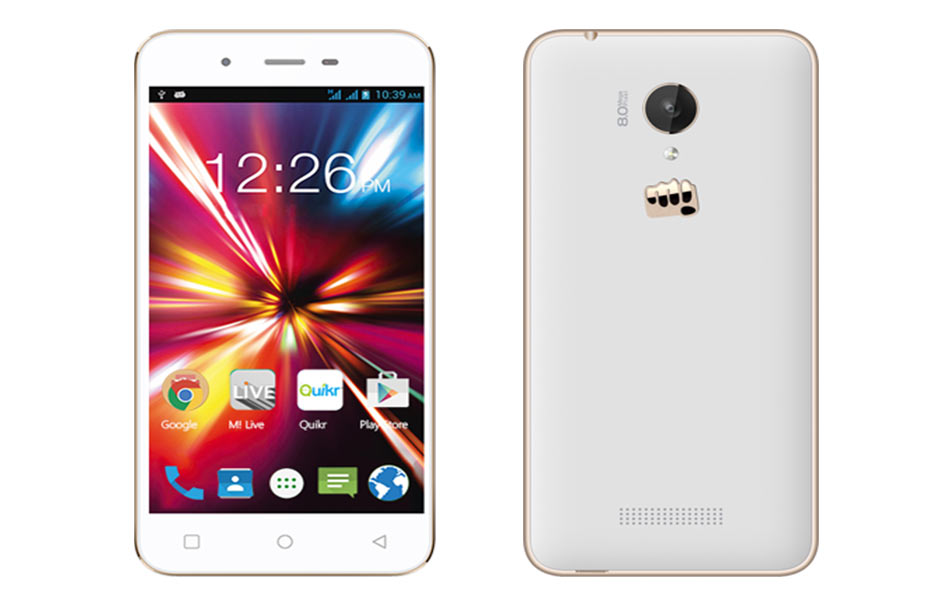 Micromax Canvas Spark Q380 Price Review Specifications