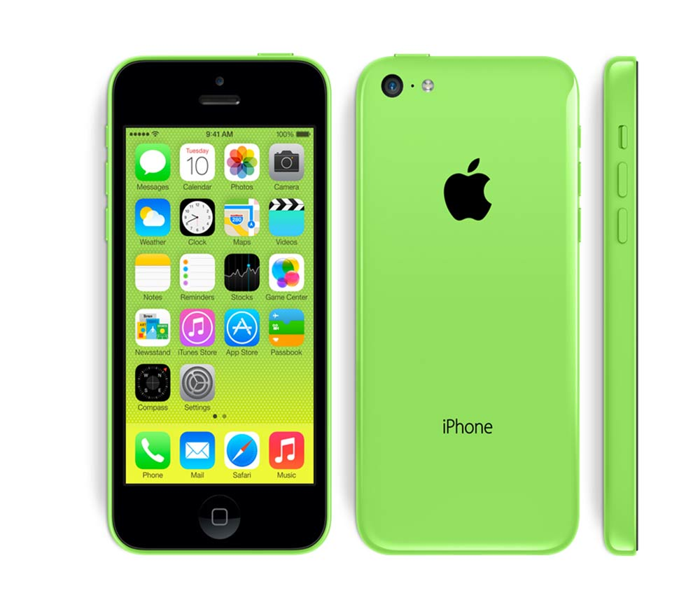 Apple Iphone C Price In India