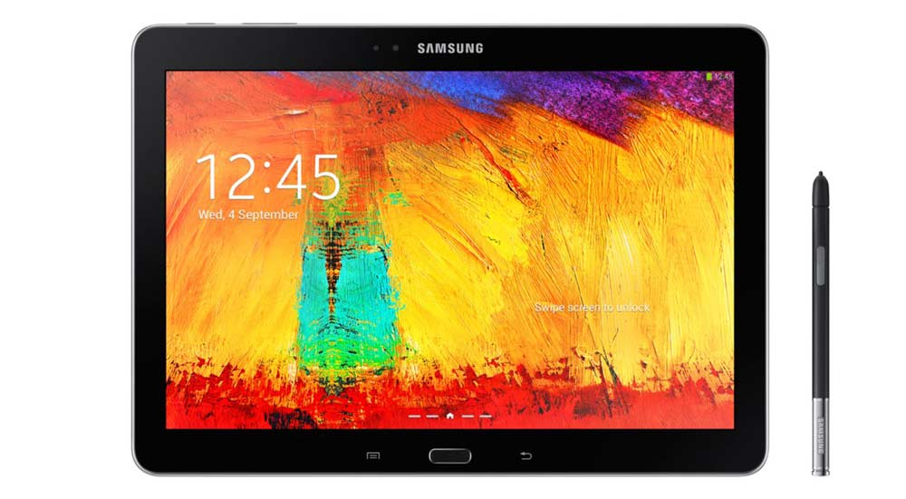 Samsung Galaxy Note 10.1 2014 edition announced with free content