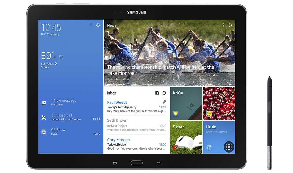 Samsung Galaxy Note Pro 12.2 LTE SM-P905