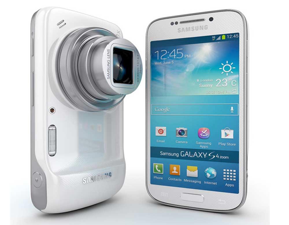 Samsung Galaxy S4 Zoom Brief Description