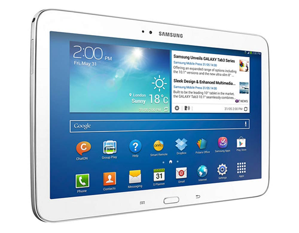 samsung galaxy tab 3 10 1 p5200 price review specifications pros cons. Black Bedroom Furniture Sets. Home Design Ideas