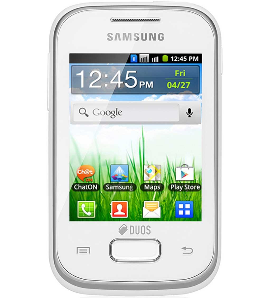 Samsung Galaxy Y Plus GT-S5303