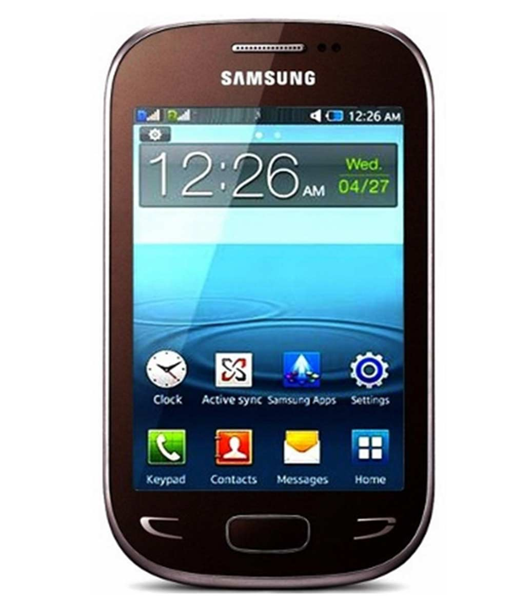 Samsung Star Deluxe Duos GT-S5292