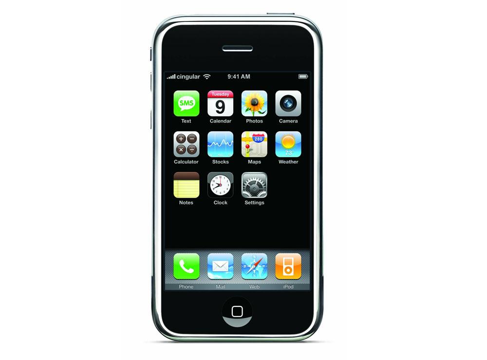 Apple iPhone 1st gen