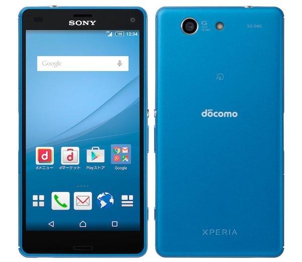 Sony Xperia A4 SO-04G