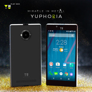 Micromax YU Yuphoria YU5010 with 2GB RAM launched under 7K