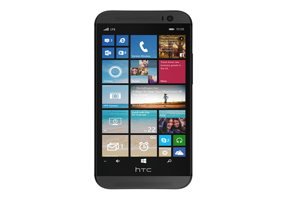 HTC One M8 CDMA for Windows