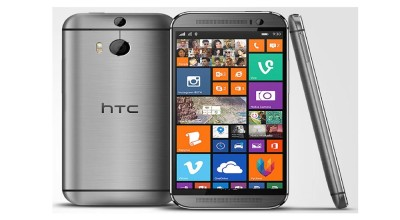 HTC One M8 for Windows Phone