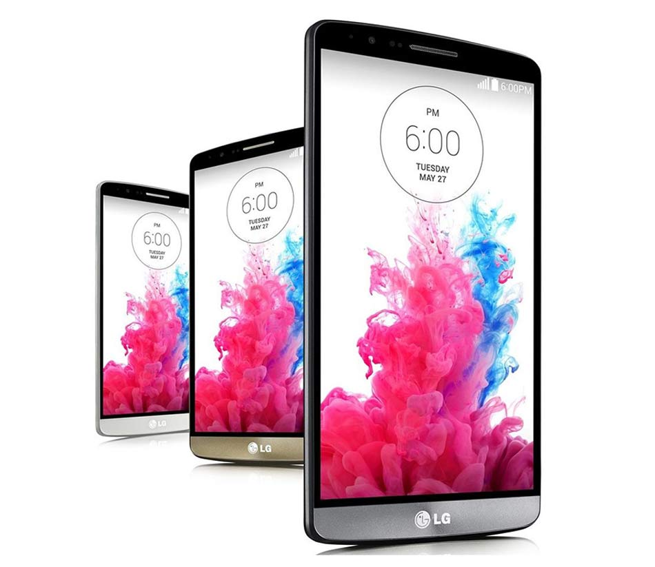 LG G3 S Dual SIM D724