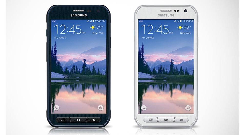Samsung Galaxy S6 active  SM G890