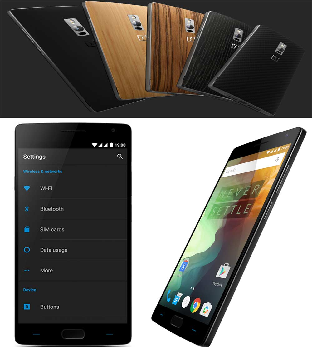 Oneplus 2 two covers
