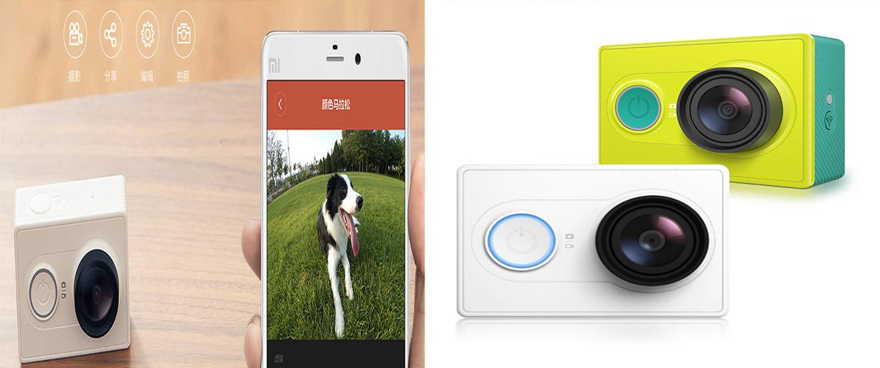 Xiaomi Yi Xiaoyi Action Camera