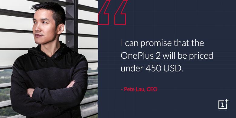 oneplus 2 specs price