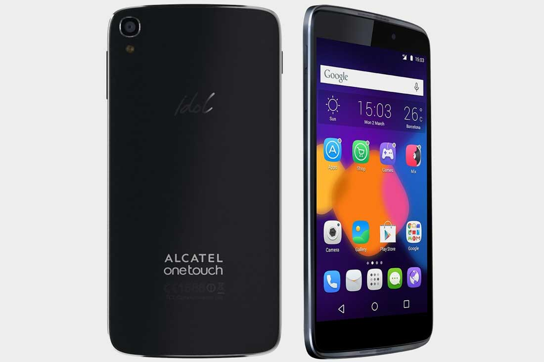 This Alcatel Idol 3 5 5 One Touch. For more detail please visit source ...