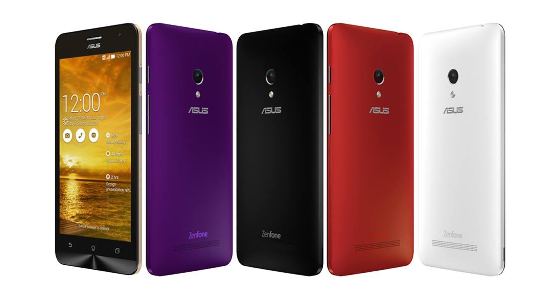 Asus ZenFone 5 A500KL 4G LTE