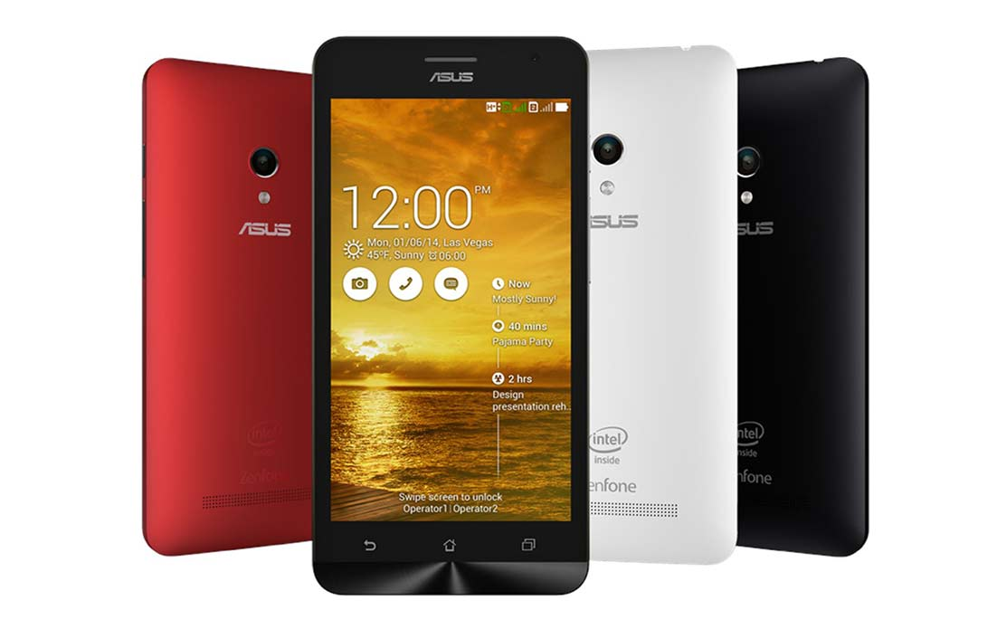 Asus Zenfone 5 A500CG Price Review Specifications