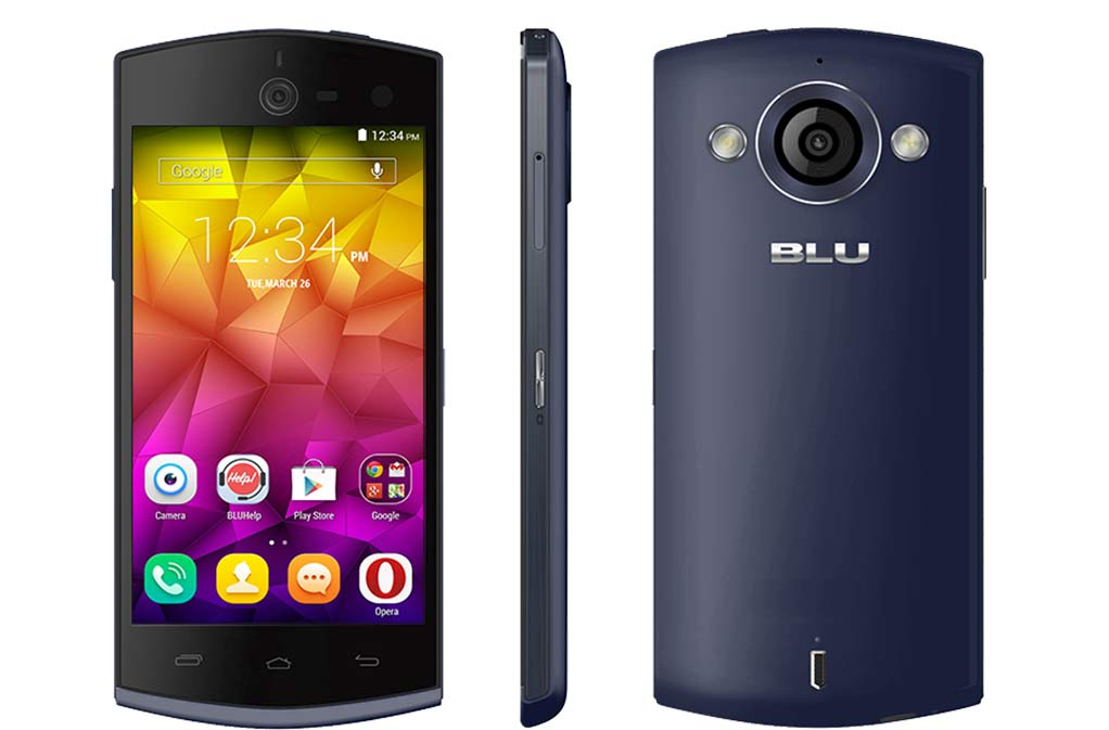 BLU Selfie S470A