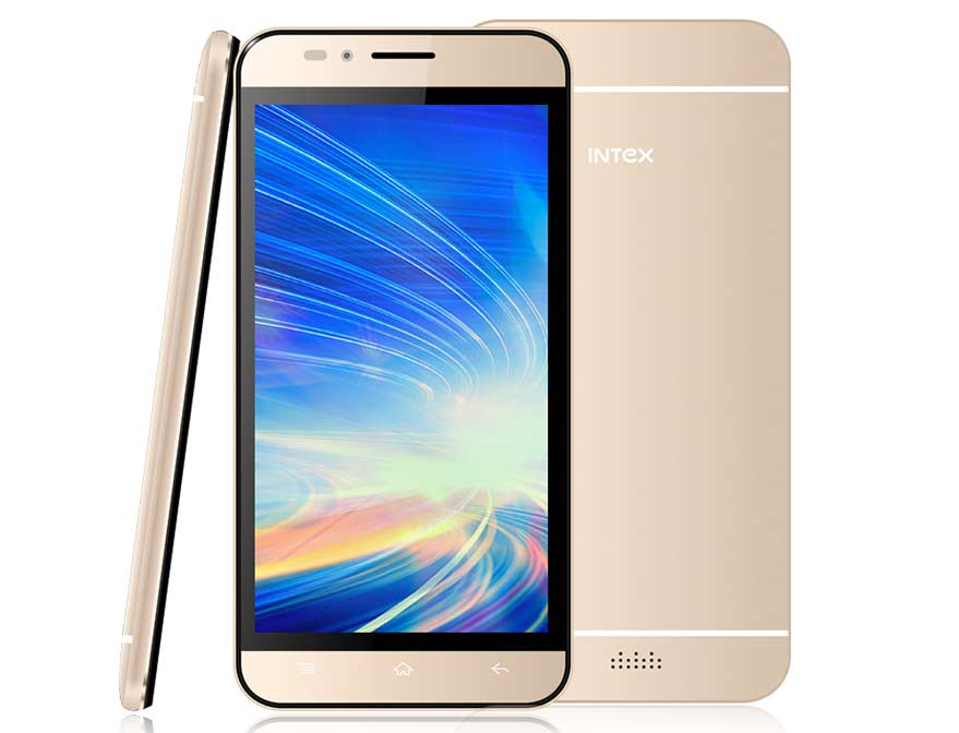 Intex Aqua Turbo 4G