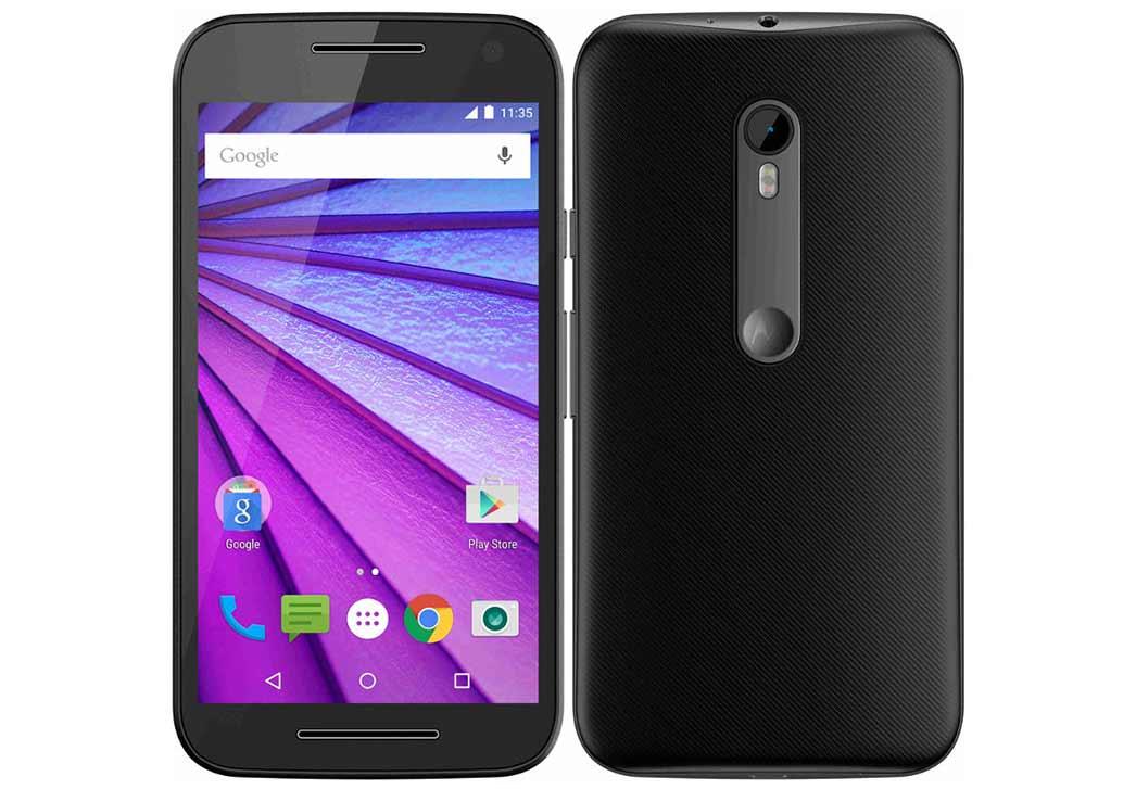 Motorola Moto G3 G 3rd Gen