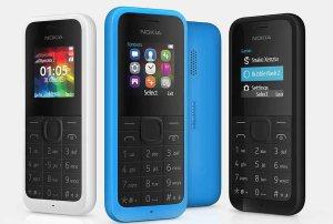 Nokia 105 Dual SIM 2015