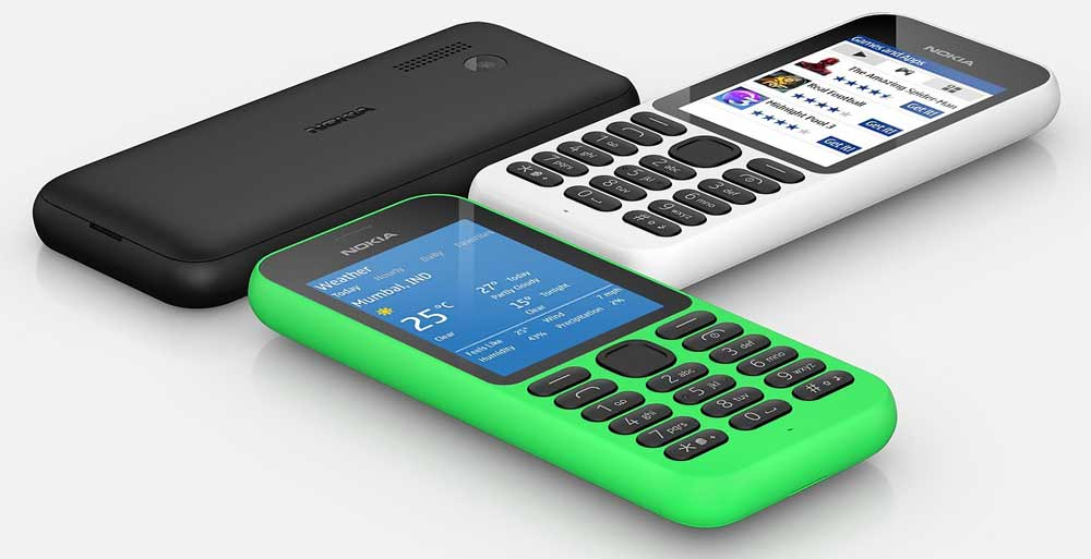 Nokia 215 Dual Sim Price Review Specifications Pros Cons