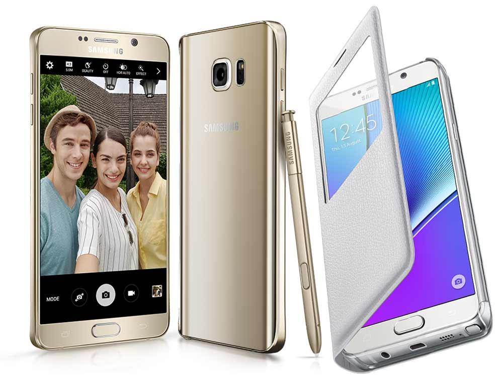 Samsung Galaxy Note 5 SM-N9208