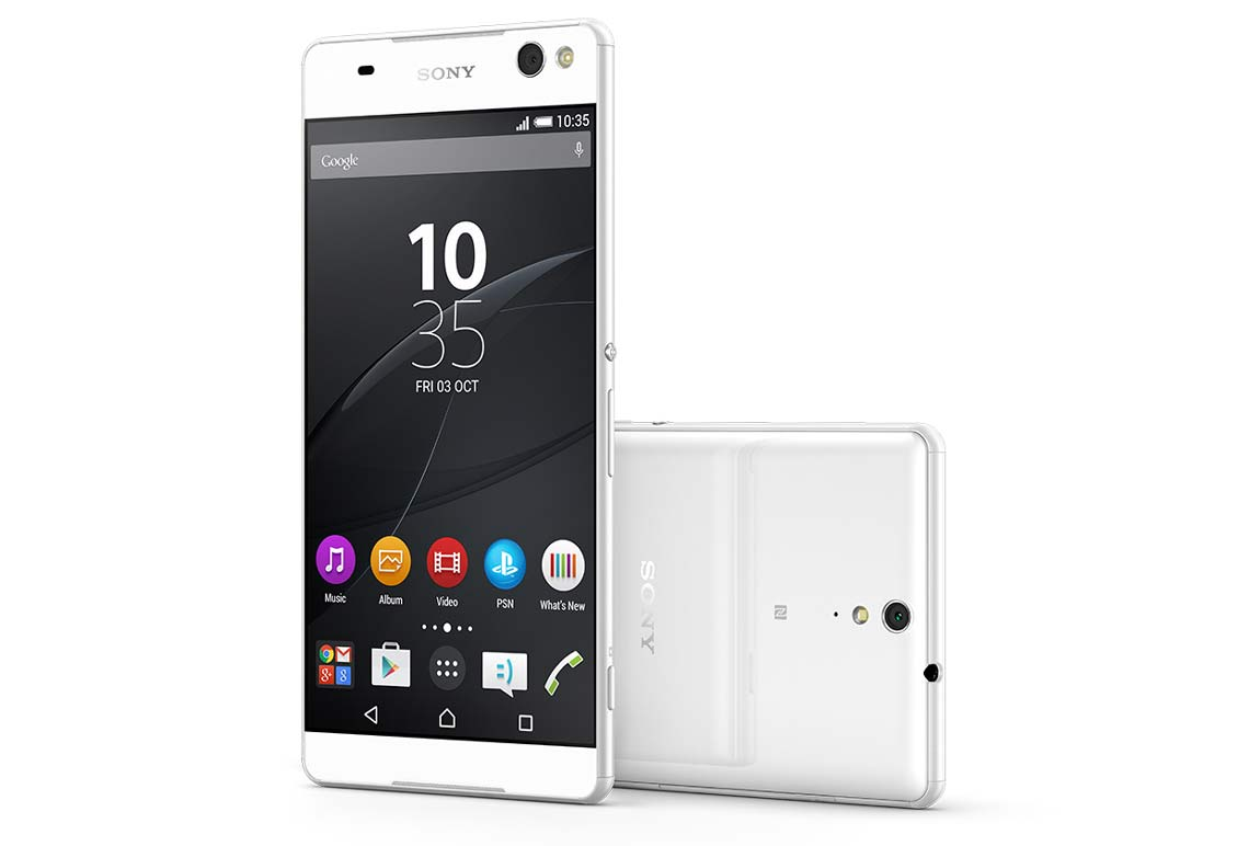 Xperia C Specification Sony Xperia C5 ...