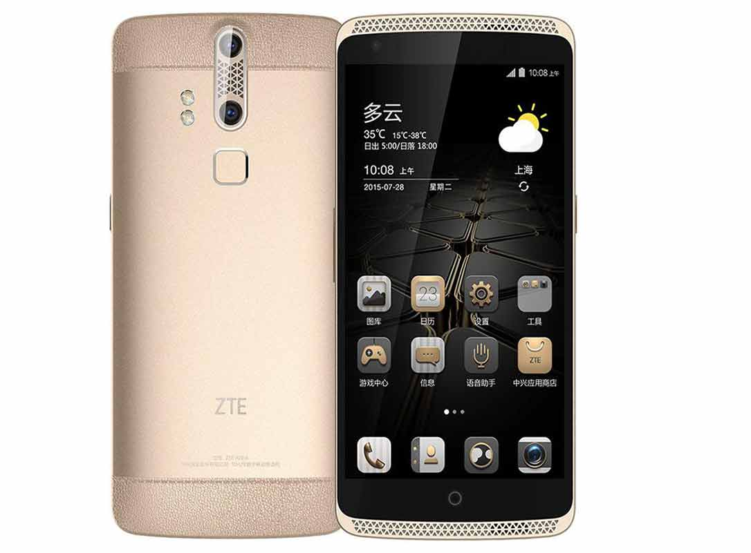 ZTE Axon Price Review, Specifications Features, Pros Cons