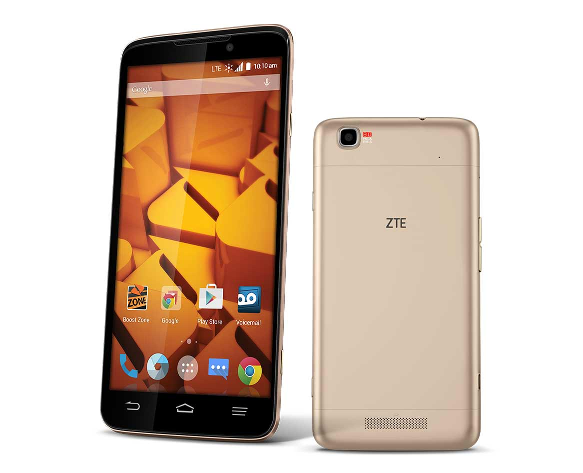 Block: how to screenshot on boost mobile zte that