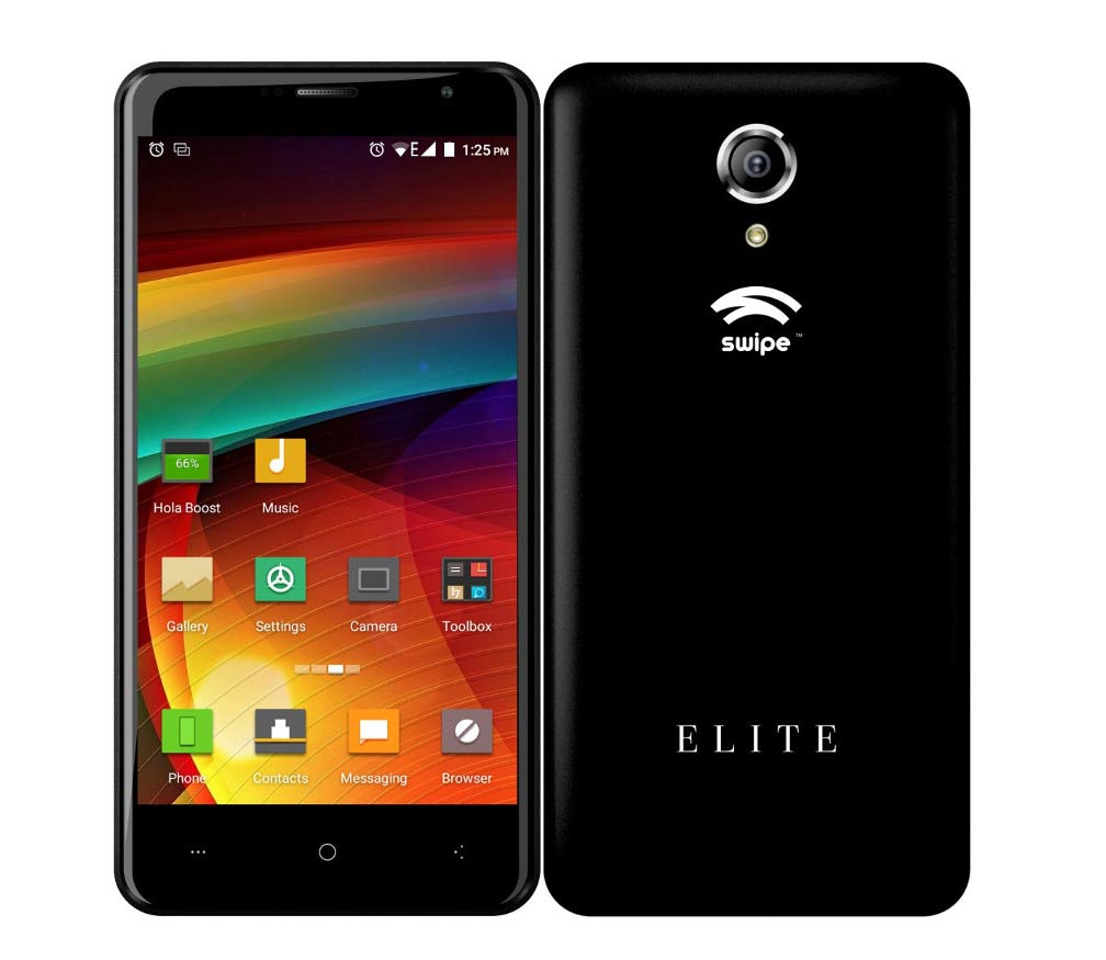 SWIPE ELITE Launched With 2GB RAM & Other Vigorous Specs ...