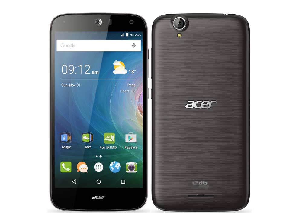 quality design 9d1cf c85df Acer Liquid Z630 Price, Specifications - DTechy