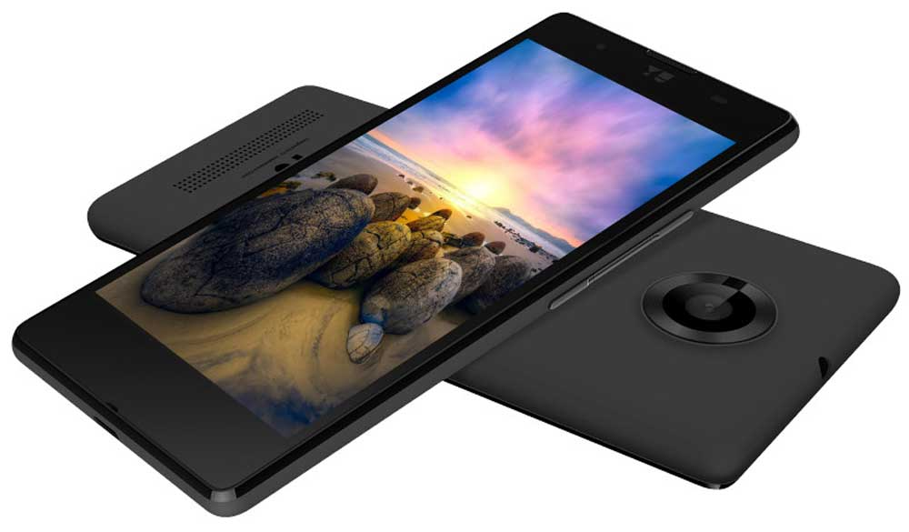 micromax yu yunique yu4711 with 4g lte launched at 5k