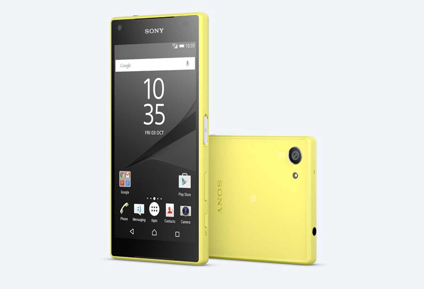 sony xperia z5 compact price review specifications pros cons. Black Bedroom Furniture Sets. Home Design Ideas