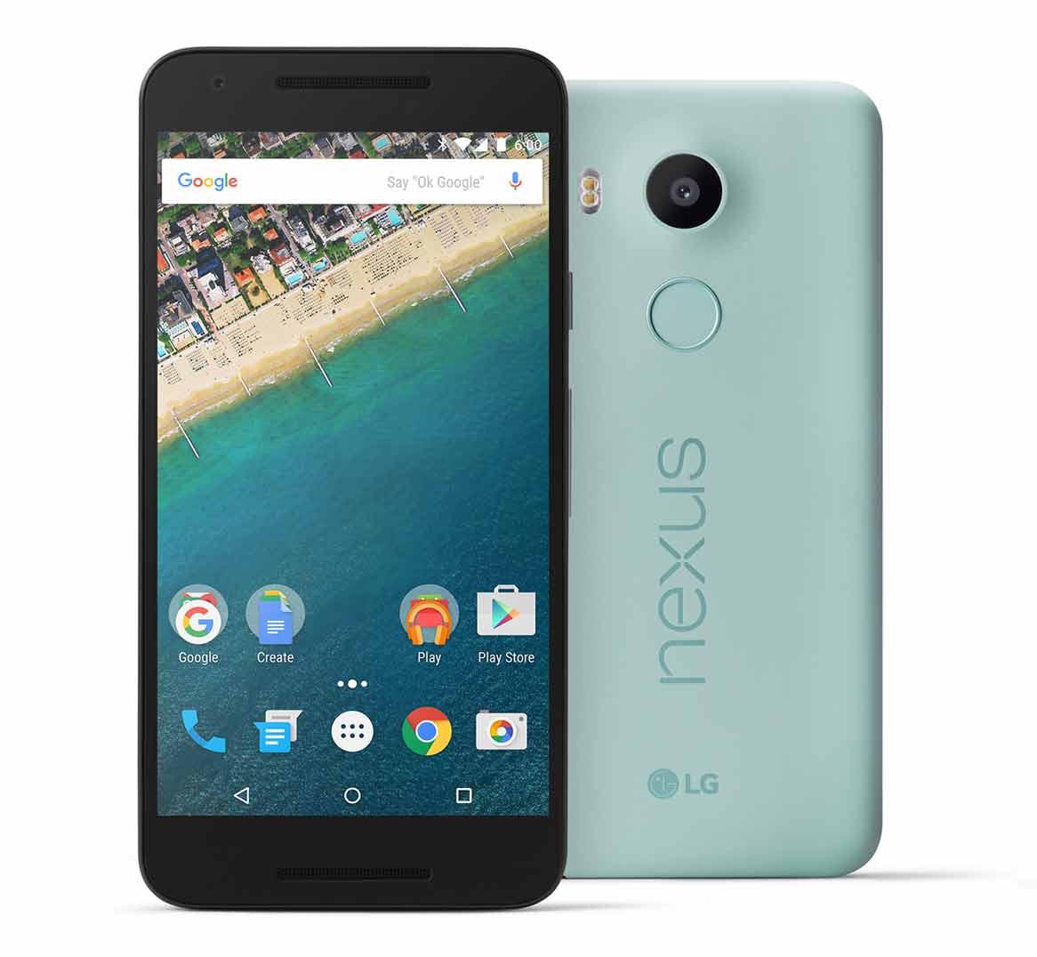 LG Nexus 5X H790
