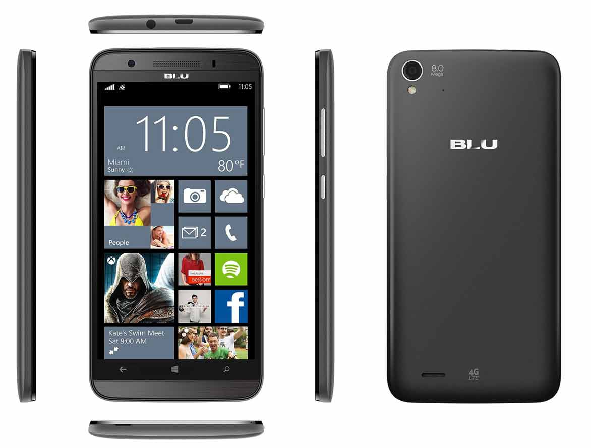 BLU Win HD LTE X150Q