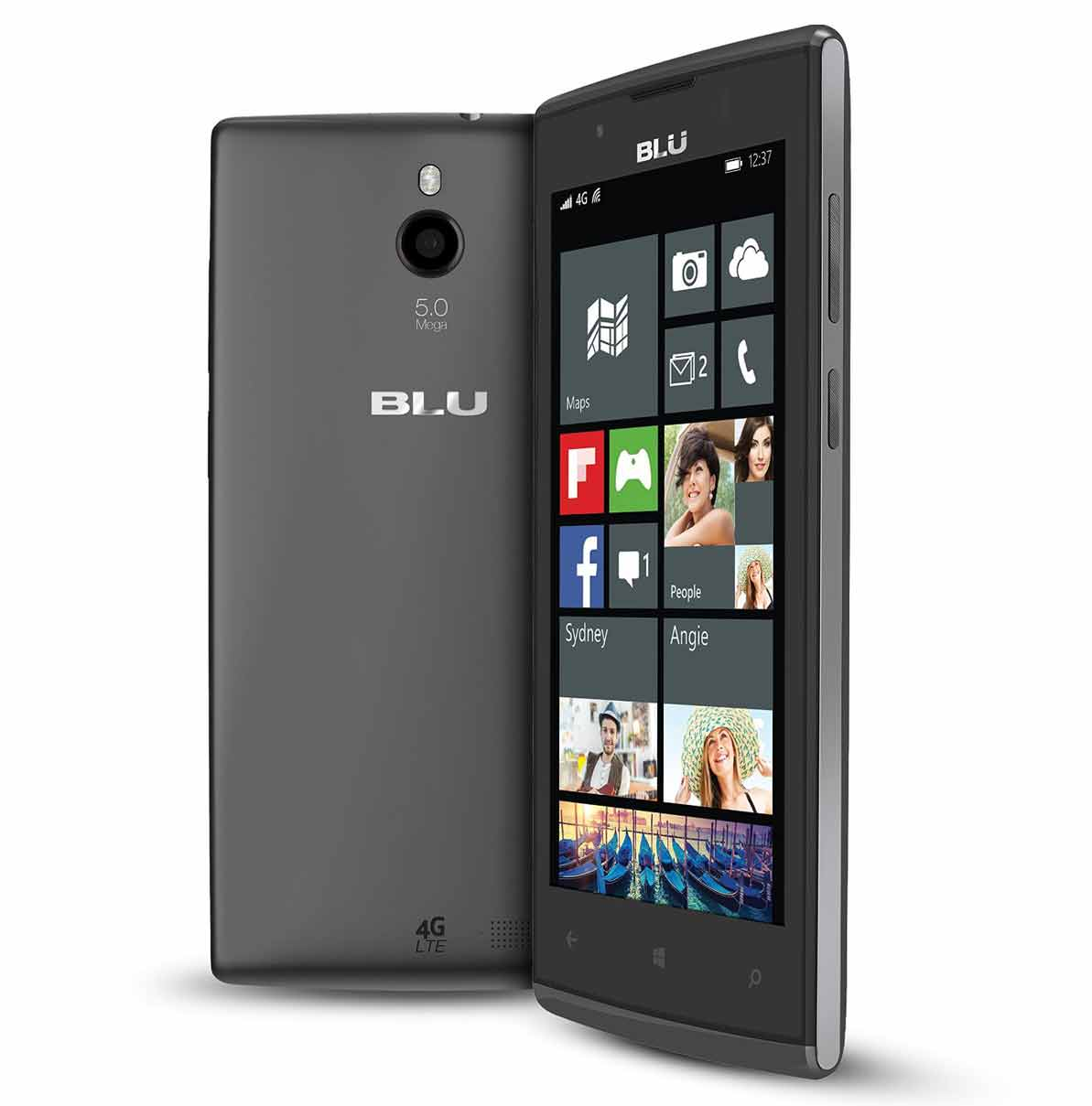 BLU WIN JR LTE X130Q