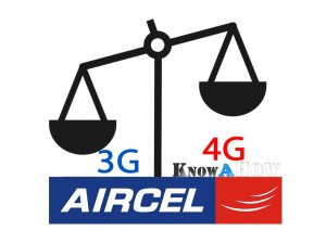 How to Check Aircel 2G / 3G / GPRS Internet Data Balance and Validity