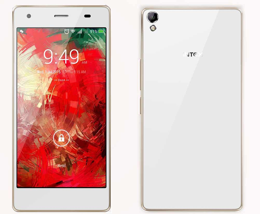 Intex Aqua Ace 4G