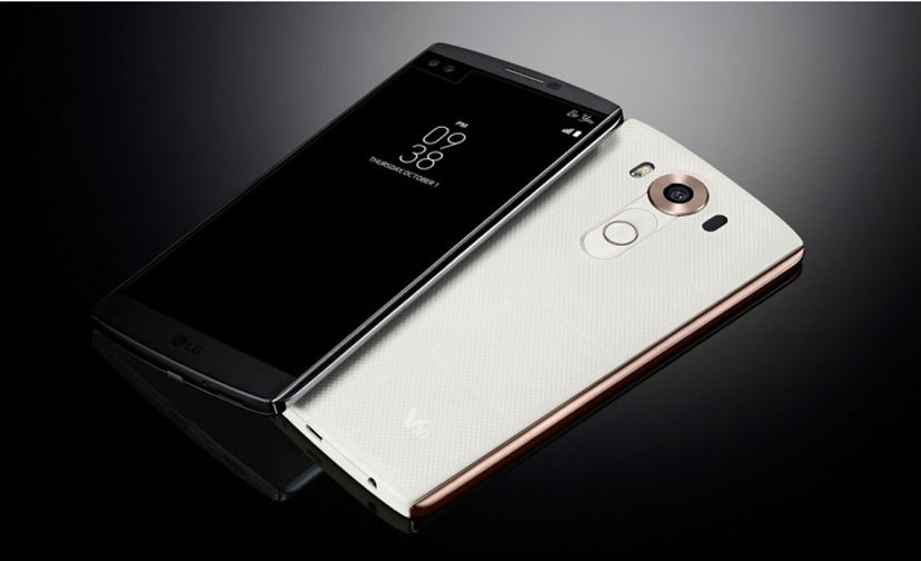 LG V10 Launched