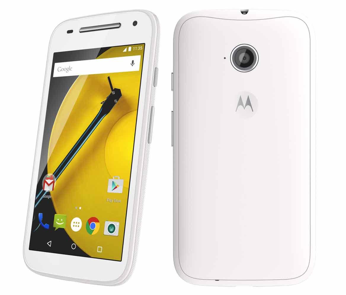 Motorola Moto E 4G 2nd gen E2