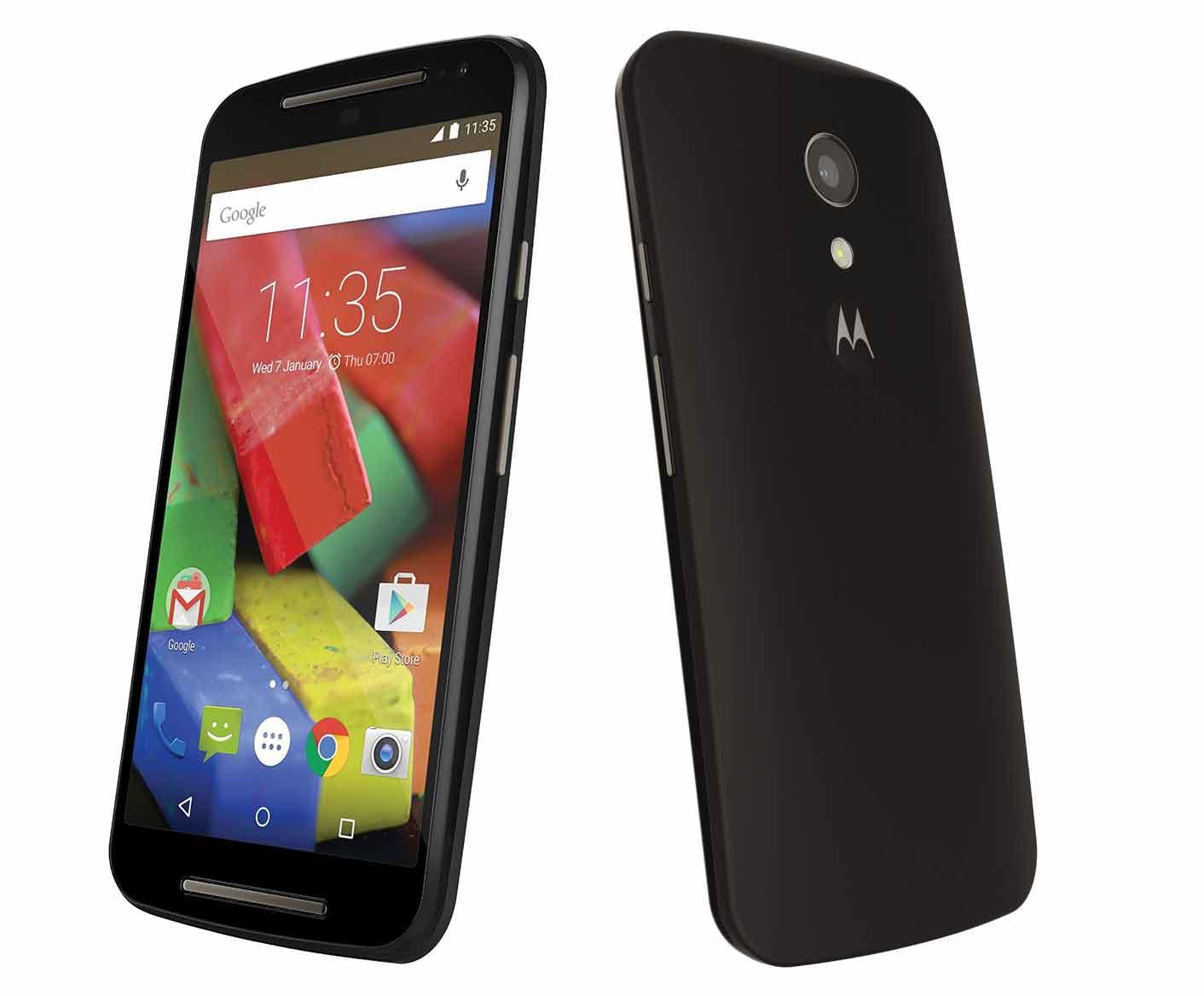 Motorola Moto G 4G 2nd gen G2 XT1072