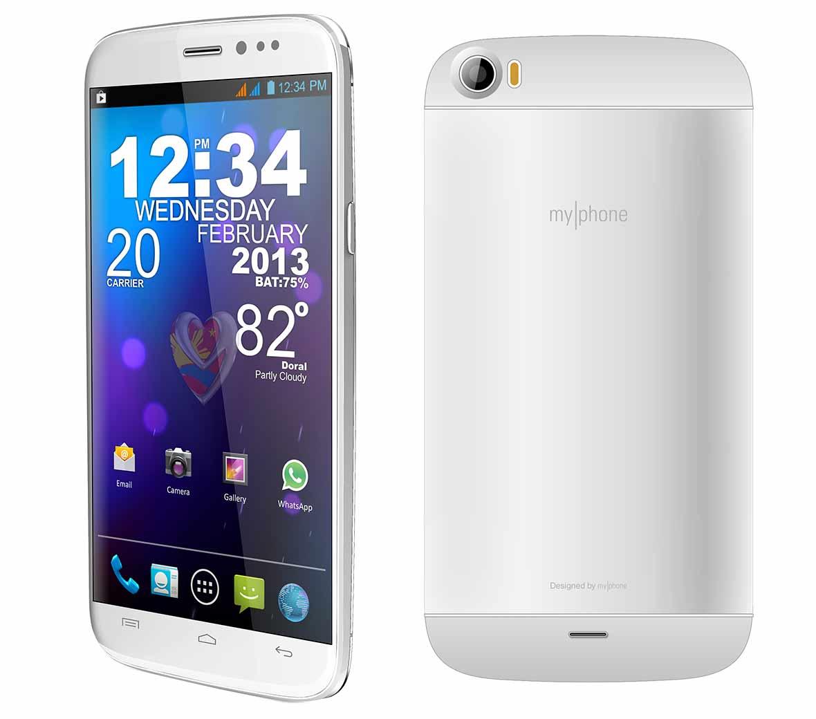 MyPhone Agua Iceberg