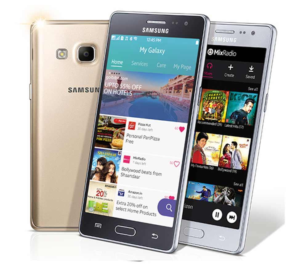 Samsung Z3 Tizen SM-Z300H