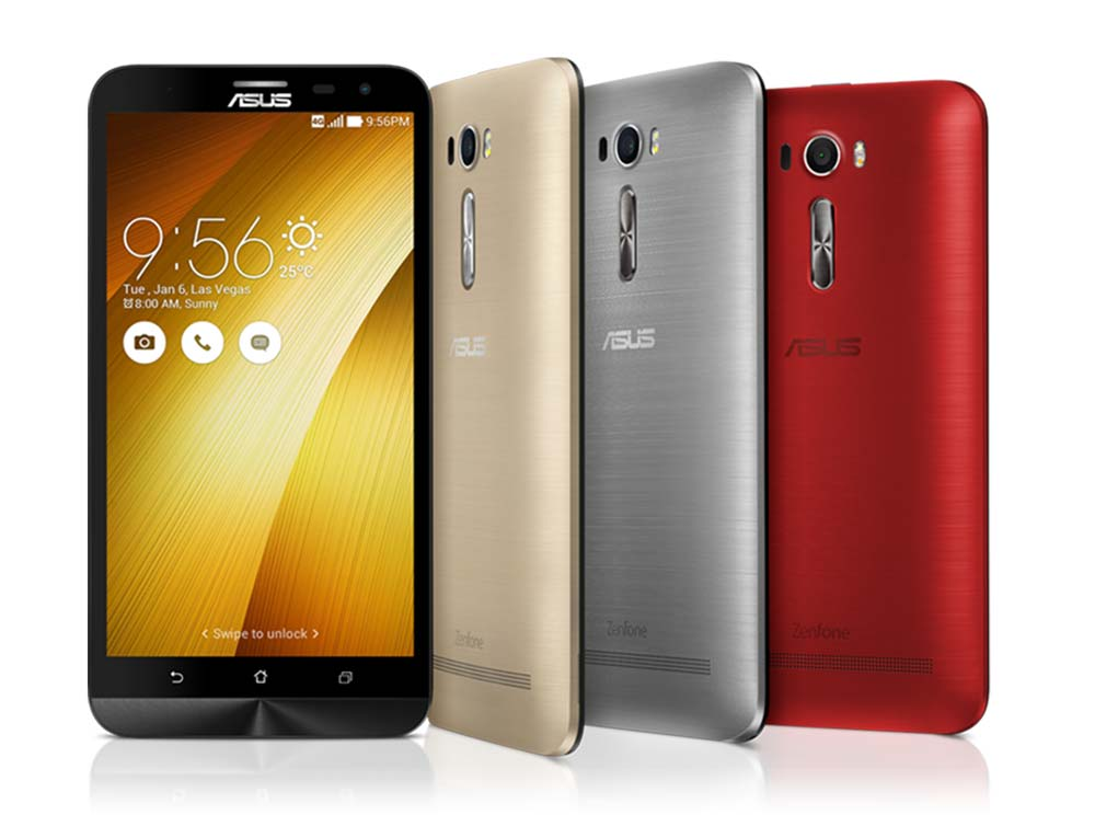 how to find asus zenfone model number