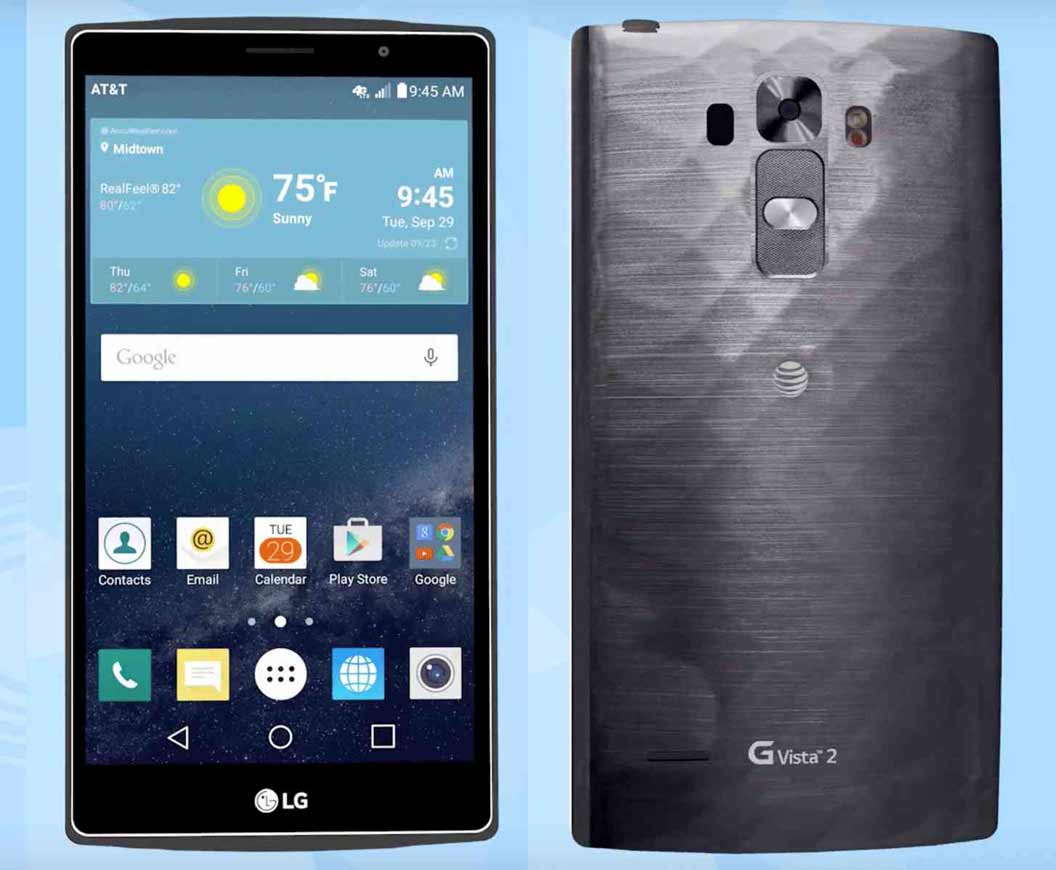 Lg G Vista 2 H740 Price Review Specifications Pros Cons