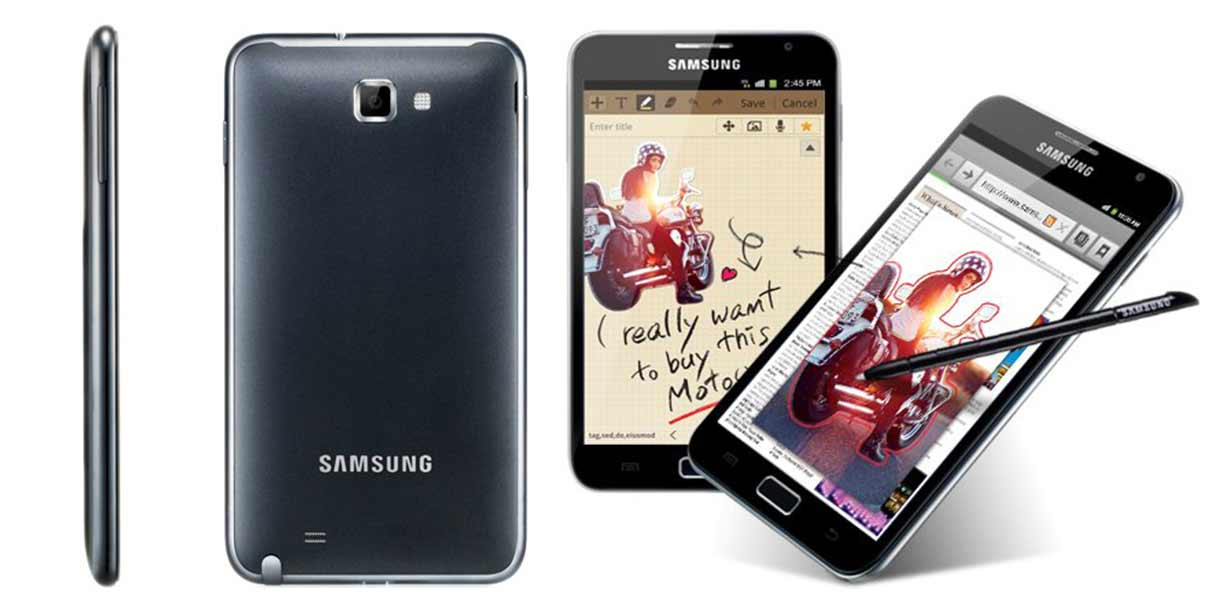 Samsung Galaxy Note GT-N7000 I9220