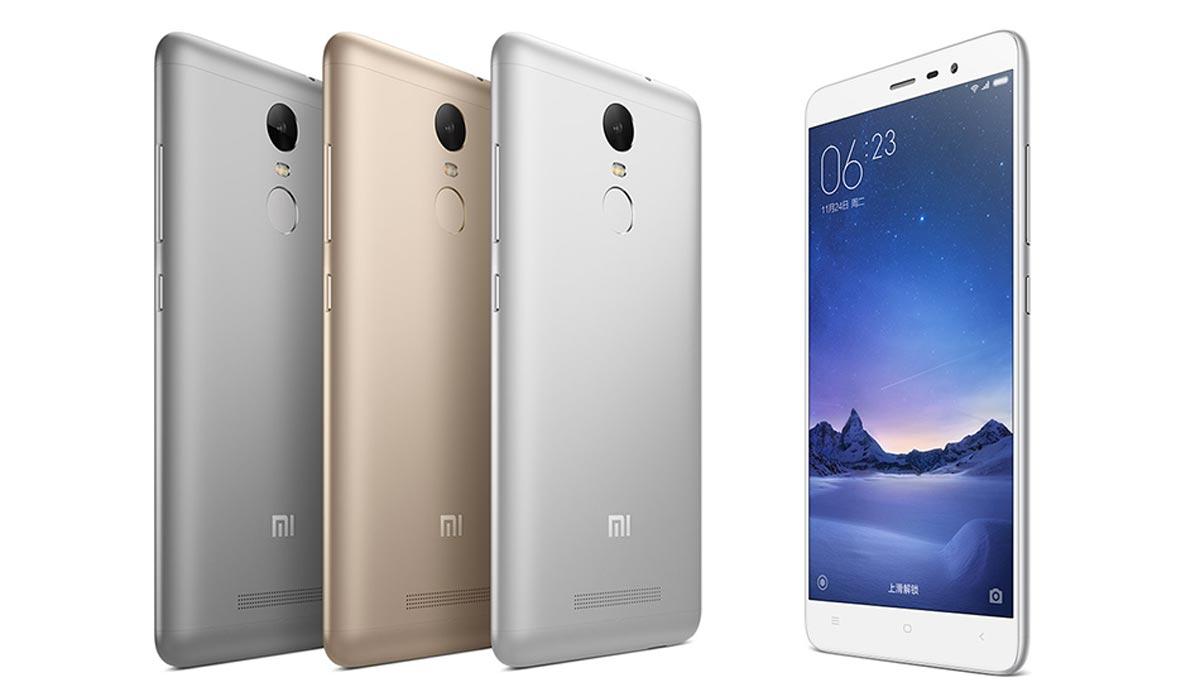 Xiaomi Mi redmi Note 3