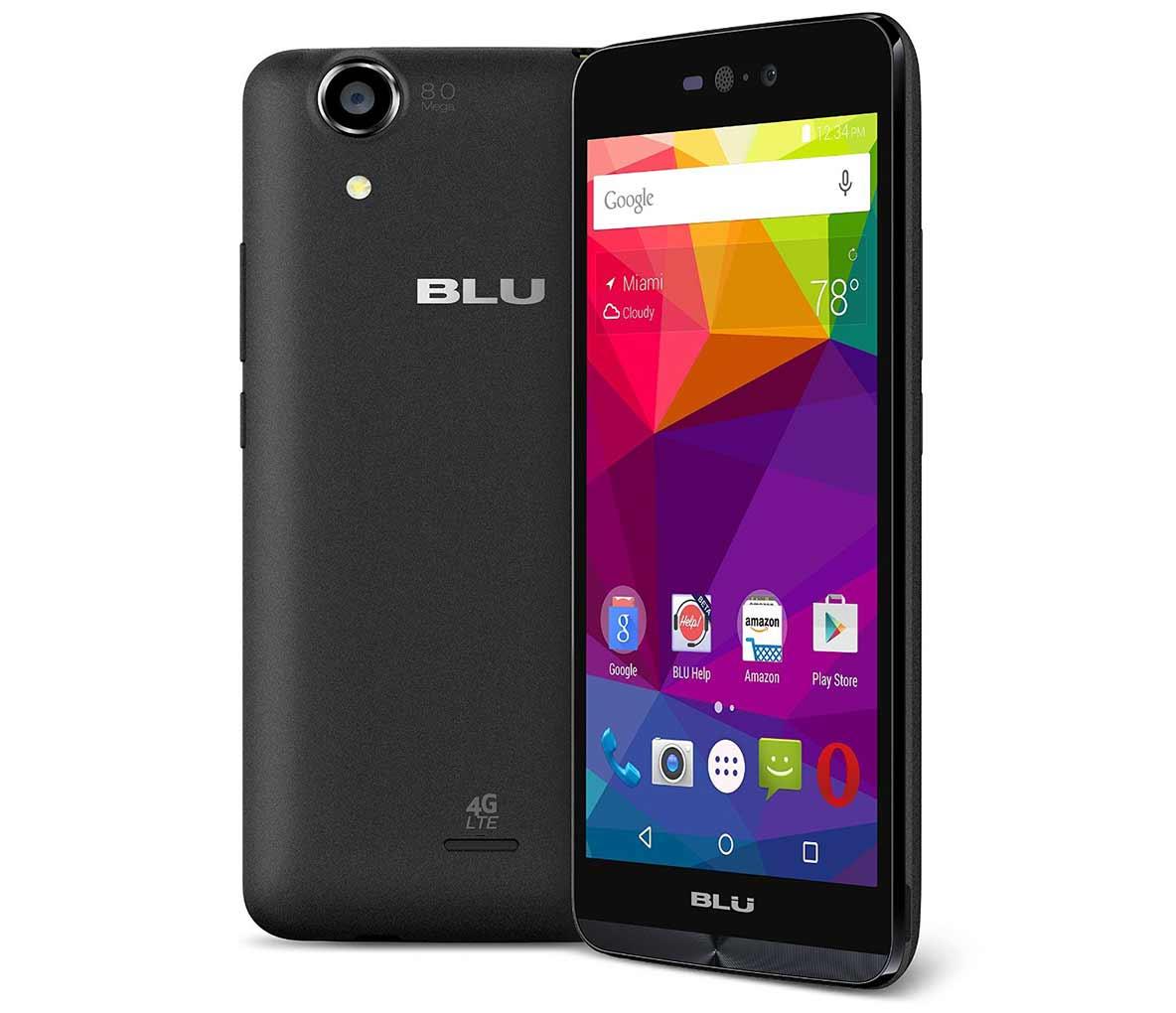 BLU DASH X LTE D0010UU