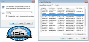 How to Stop / Remove Startup Programs items in Windows 7, 8.1, 10, XP Vista